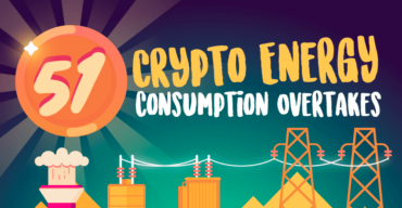 Crypto Energy Consumption Overtakes (Infographic)